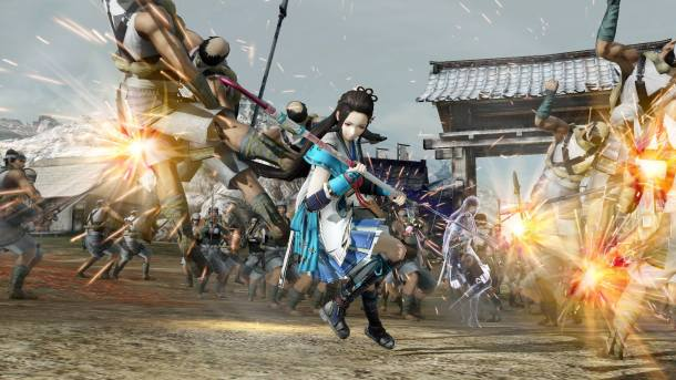 Samurai Warriors 4 | Spirit Charge