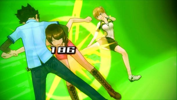 Akiba's Trip | Combination Attack