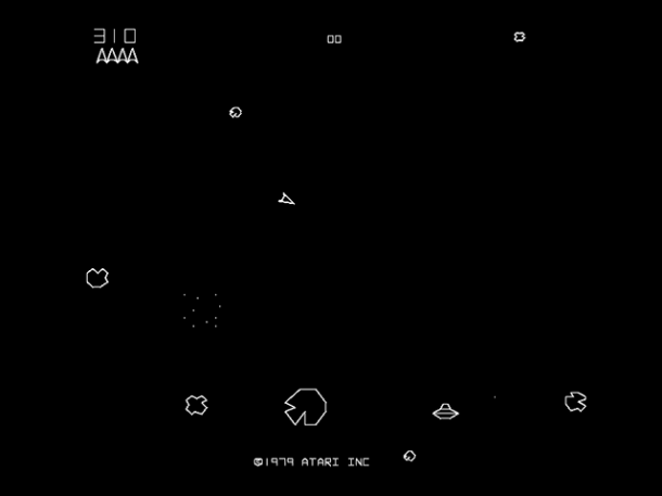 In Space We Brawl | Asteroids