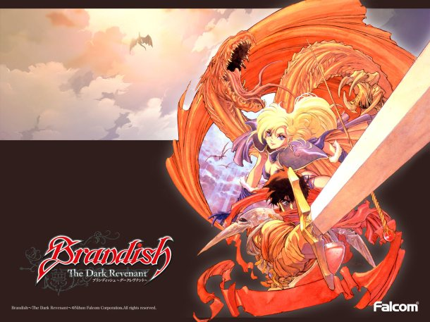 Brandish: The Dark Descent | oprainfall
