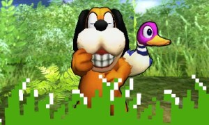 Duck Hunt Dog 01