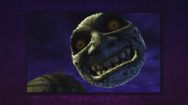 The Legend of Zelda: Majora's Mask - The Moon