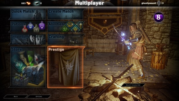 Dragon Age: Inquisition | Multiplayer Lobby