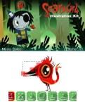 Sacrygirl Illustration Kit