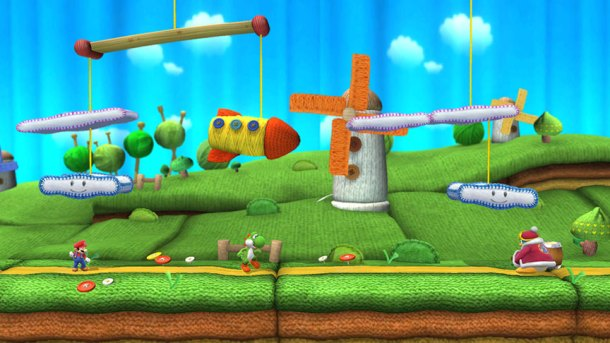 Smashing Saturdays - Super Smash Bros. | Woolly World Level
