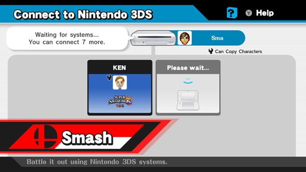 Smashing Saturdays - Super Smash Bros. | 3DS controls