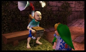 The Legend of Zelda: Majora's Mask 01