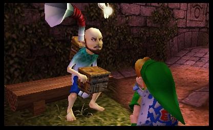 The Legend of Zelda: Majora's Mask 01