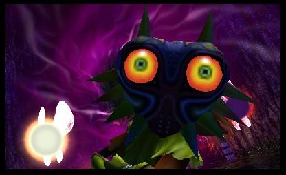 The Legend of Zelda: Majora's Mask 3D | oprainfall