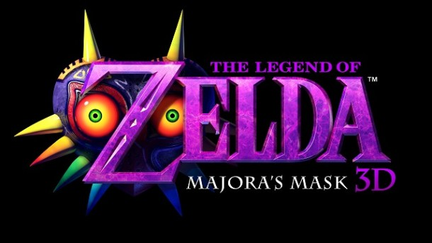 The Legend of Zelda: Majora's Mask - Black Logo Feature