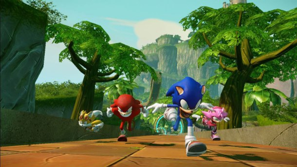 Sonic Boom: Rise of Lyric | Nintendo Download Europe