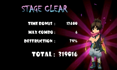 Zombie Panic | Stage Clear