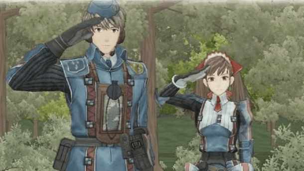 valkyria chronicles feature
