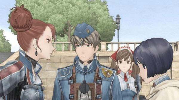 Valkyria Chronicles | oprainfall