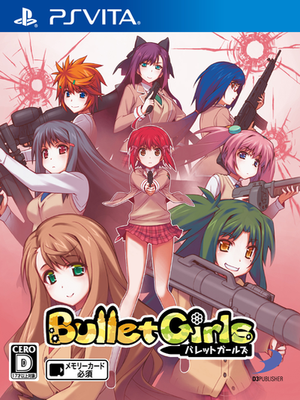 Andrew's Anticipated Games of 2015 - Bullet Girls | oprainfall