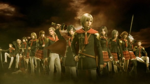 Final Fantasy Type-0 HD | Eric's Most Anticipated Games of 2015