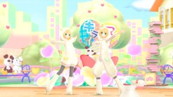 Hatsune Miku: Project Diva F 2nd   More Rin and Len Costumes