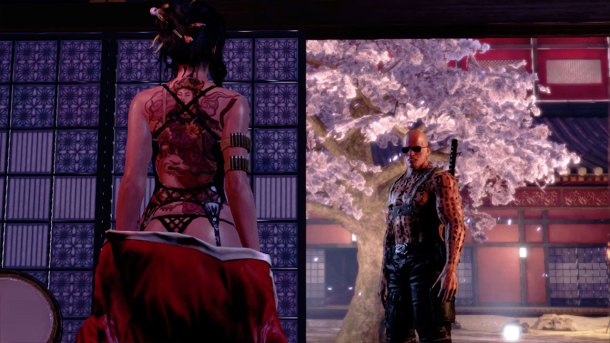 Devil's Third trailer shot