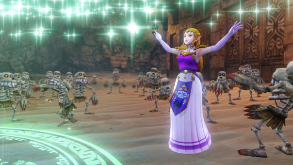 Hyrule Warriors - Zelda's Ocarina of Time Costume