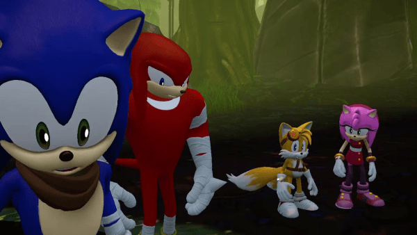 Sonic Boom: Rise of Lyric | Sonic and the Gang