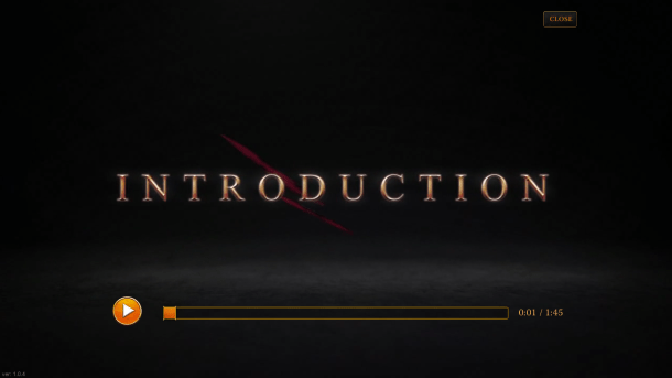 The Witcher Adventure Game | Introduction