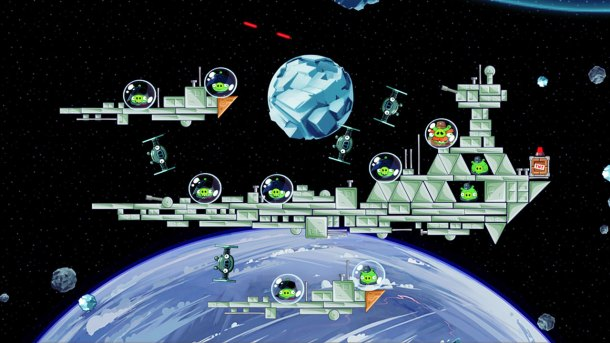 Angry Birds Star Wars - Nintendo Download Europe