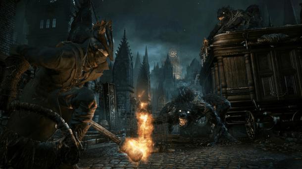 Tyler's Games of 2015 | Bloodborne