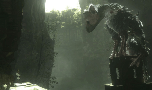 Tyler's Games of 2015 | The Last Guardian