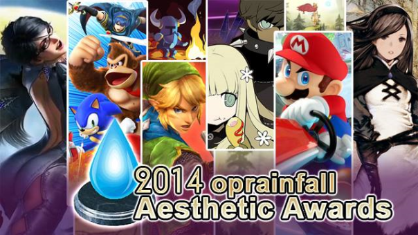 2014 oprainfall Awards - Aesthetics
