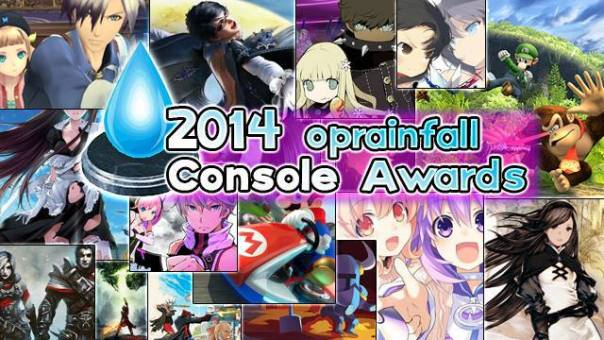2014 oprainfall Awards - Consoles