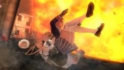 Dead or Alive Last Round Honoka | Butt Bump