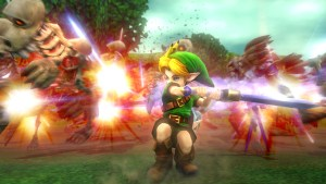 Hyrule Warriors Majora's Mask Pack 01