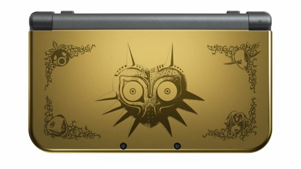 Majora's Mask New 3DS XL