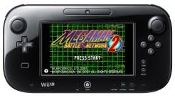Mega Man Battle Network 2 - Title Screen