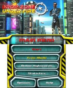 Drop Zone – Under Fire