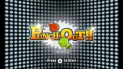 Punch-Out - Title Screen