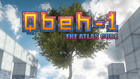 Qbeh-1: The Atlus Cube Title Image