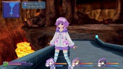 Neptunia Re;Birth1 PC Screenshot | Neppy