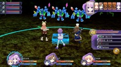 Neptunia Re;Birth1 PC Screenshot | Battle