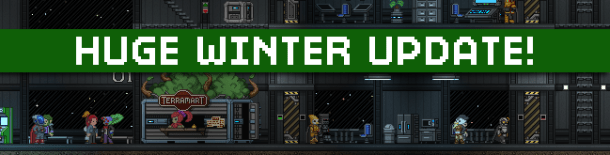 Starbound - Winter Update