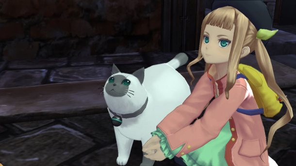 Tales of Xillia 2 | Kitties