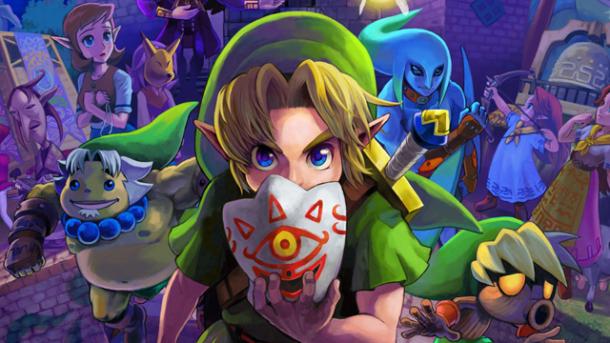 Majora's Mask 3D - Nintendo Download