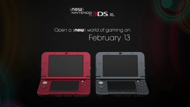 New Nintendo 3DS - Nintendo Download