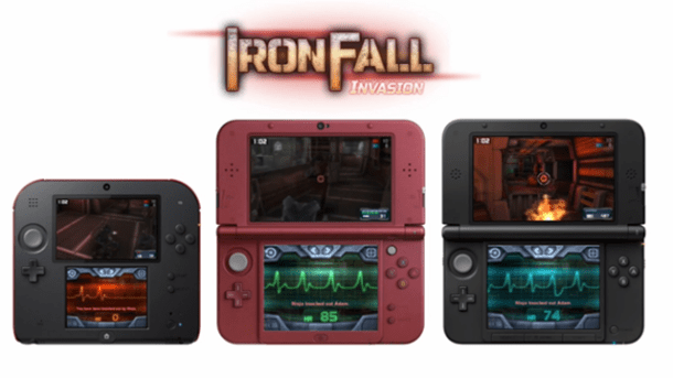 Iron Fall - Nintendo Direct