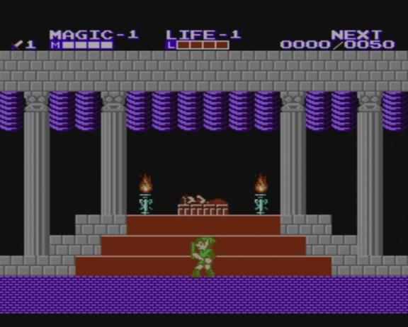 Zelda II: Adventure of Link | Zelda's Room