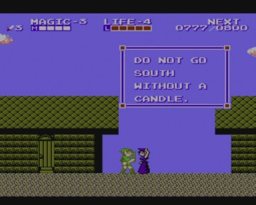 Zelda II: Adventure of Link | Helpful Advice