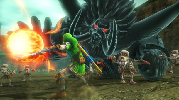 Hyrule Warriors | Dark Beast Ganon