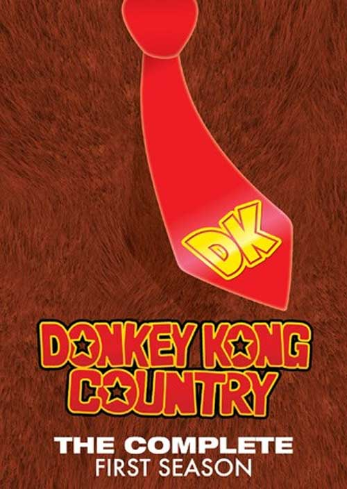 Donkey Kong Country | Box Set Cover Art