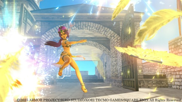 Dragon Quest Heroes - Maya