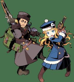 Etrian Mystery Dungeon Gunners